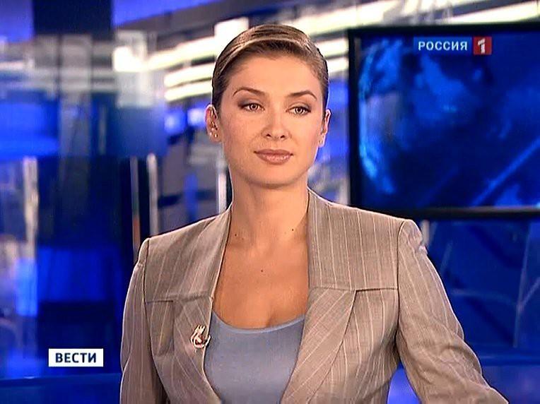 Груди российских телеведущих