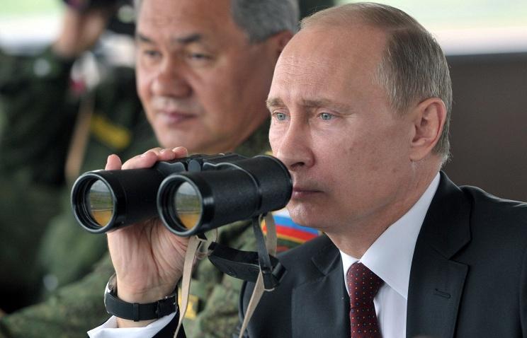 Путин: кризис на Украине был рукотворным, но ситуация вышла из-под контроля