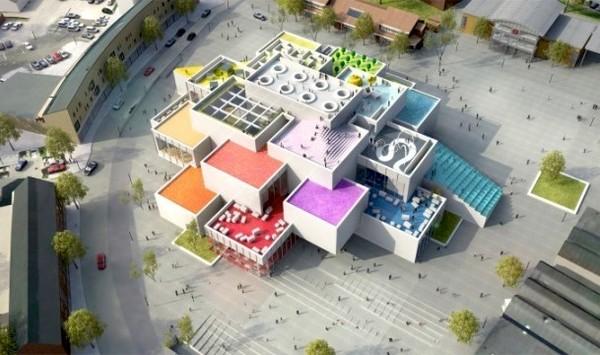 ТОП-10 самых гениальных архитектурных проектов 2014 года фото 8