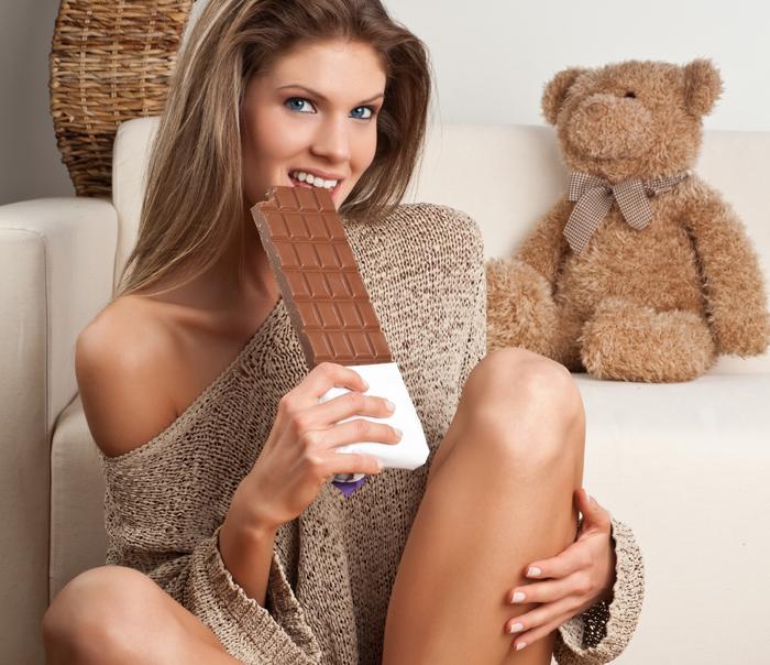 Ученые: мясо и шоколад разрушают человеческую психику
