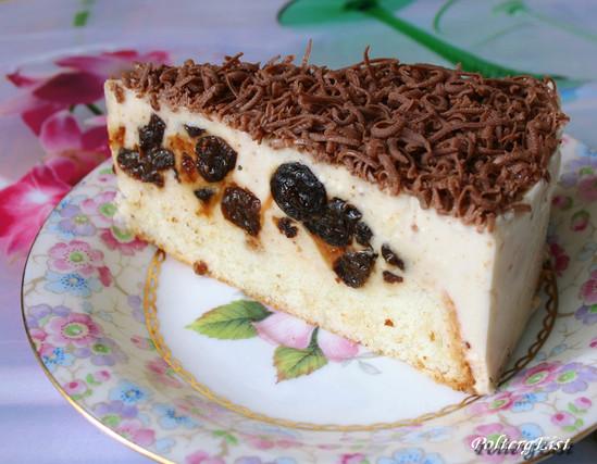 "Торт ""Нежное облако"""