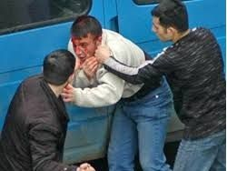 Донбасс и таджики против бандеровцев
