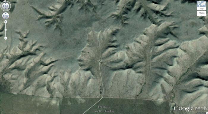 Уолш, Альберта, Канада google, снимки, спутник