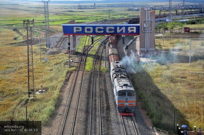 Абсолютный рекорд ВМТП: в России загружают свой «Шелковый путь»