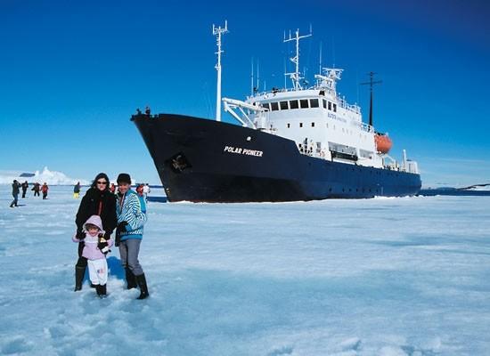 Арктика – новый российский курорт