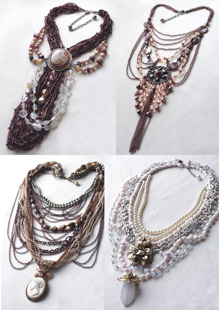 Удивительные украшения Котоми Ямамуры