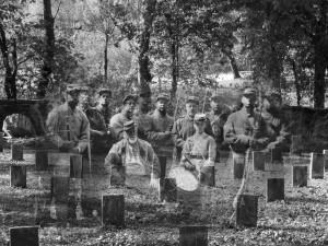 Призраки Гринвудского кладбища