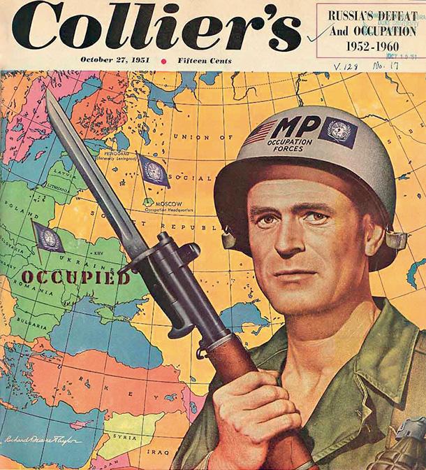 Сто миллионов советских граждан собирались уничтожить согласно плану Dropshot, утвержденному военным командованием США в 1949 году