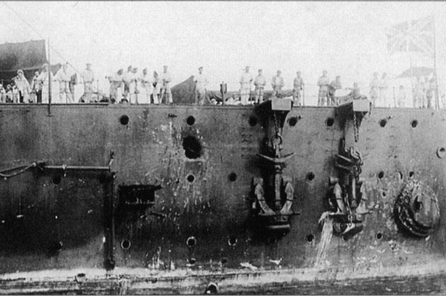 Выживший при Цусиме. Неизвестная история крейсера «Аврора»