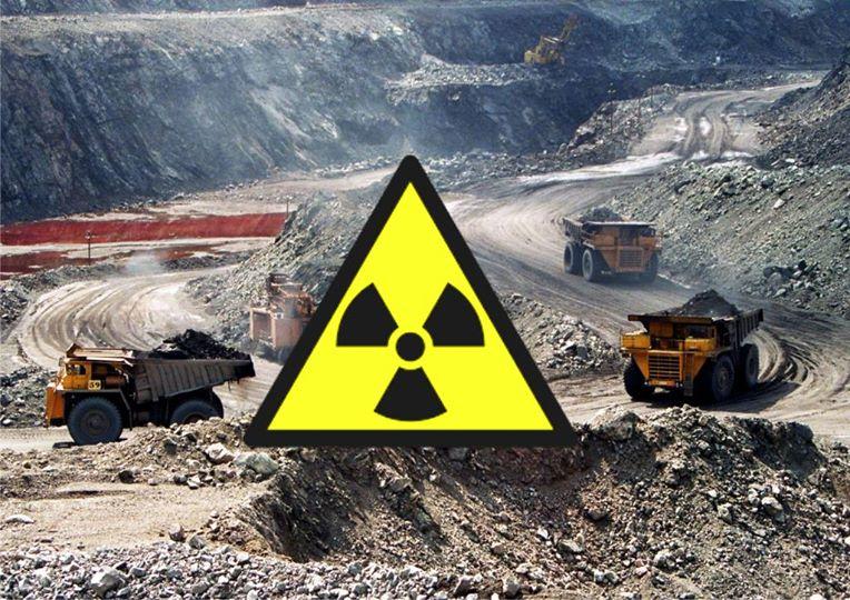 Атомный Аваков.  Урановые месторождения Украины приХватизированы.
