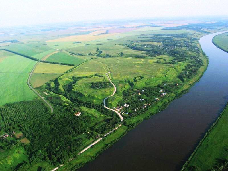 Археологический парк - первый в России