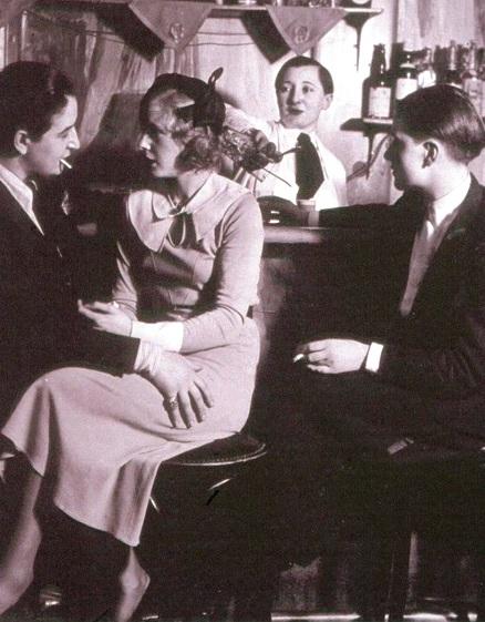 Вход мужчинам воспрещен, или Первый ночной клуб для женщин с нетрадиционной ориентацией