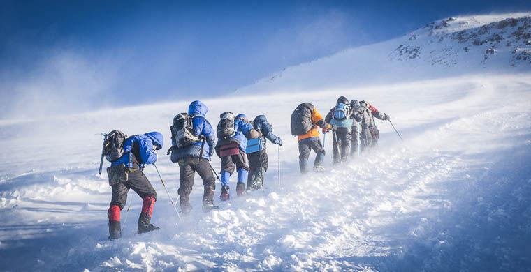 Самую высокогорную в Европе горнолыжную трассу создали на Эльбрусе