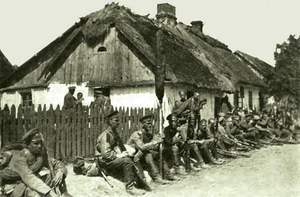 Помнят русские бригады галицийские поля война, факты