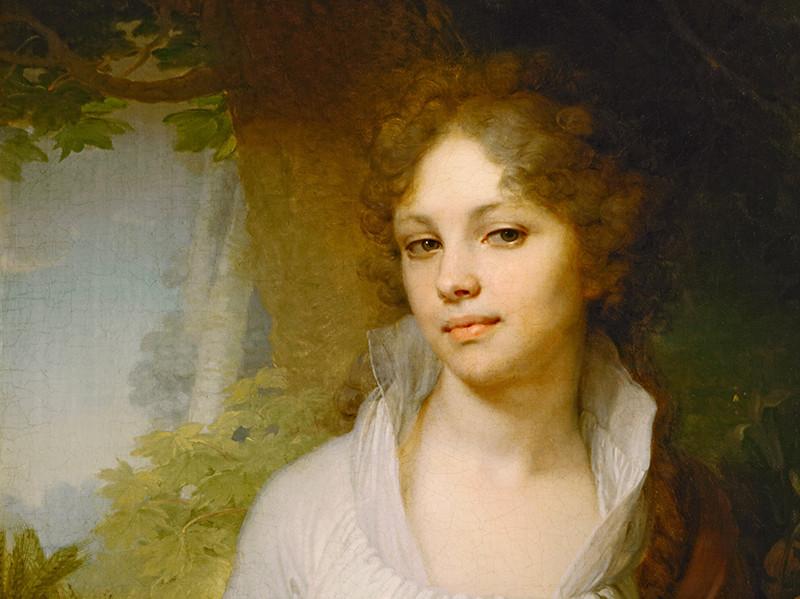 10 прекрасных женских портретов к 8 марта девушки, живопись, история, картины, портреты