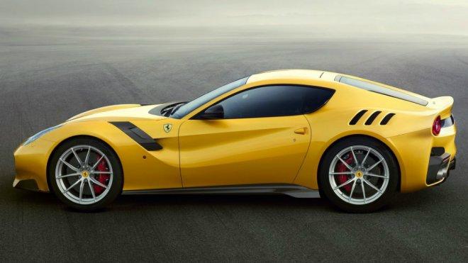Ferrari выпустит 350 уникальных машин в честь своего 70-летия