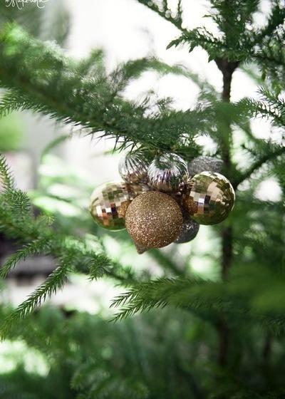 Ornament Cluster DIY