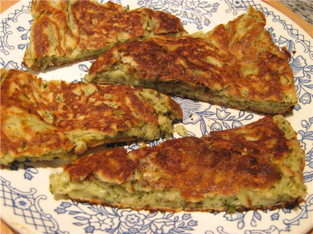 Мгновенный Сыр-хачапури на сковороде