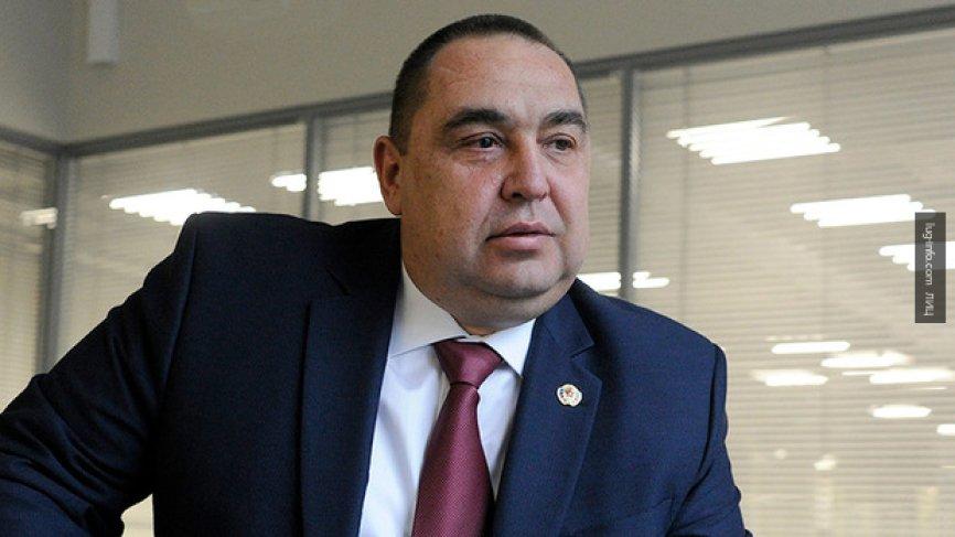 Глава ЛНР Игорь Плотницкий подал в отставку