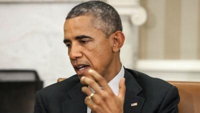 Обама заявил об «усилившейся…
