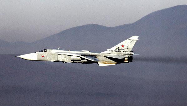 Минобороны: авиация РФ уничтожила штаб ИГ в Сирии и склад боеприпасов