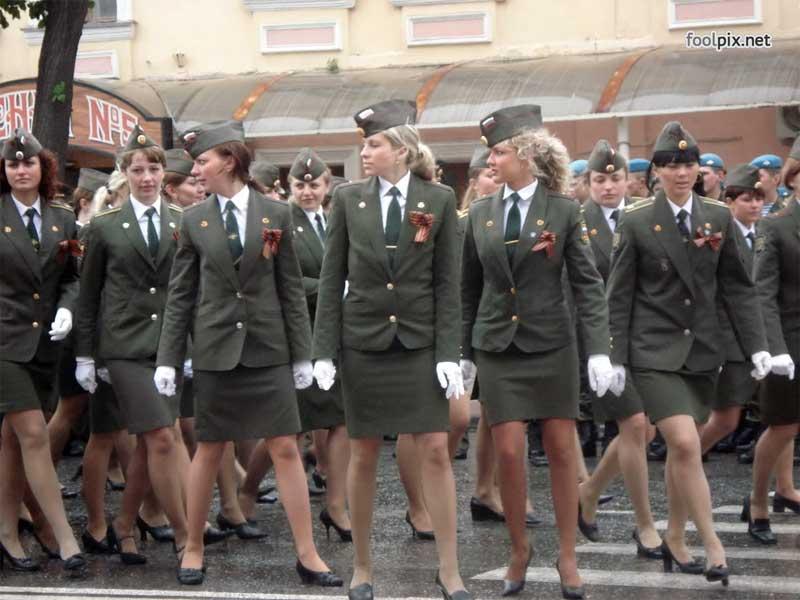 Девушки на службе в армии фото 71