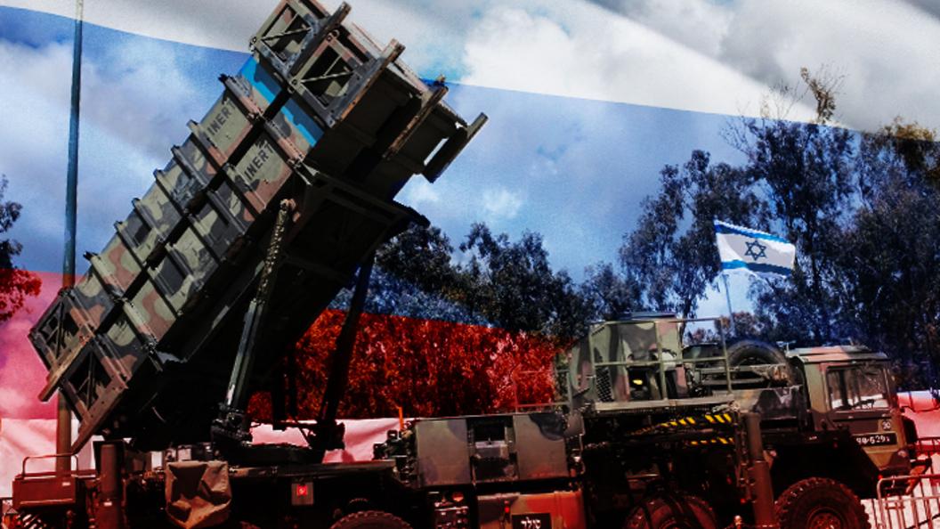 Рунет перехватил контроль над израильской ПРО