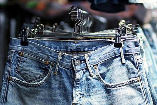 Россиянок предупредили овреде джинсов свысокой талией