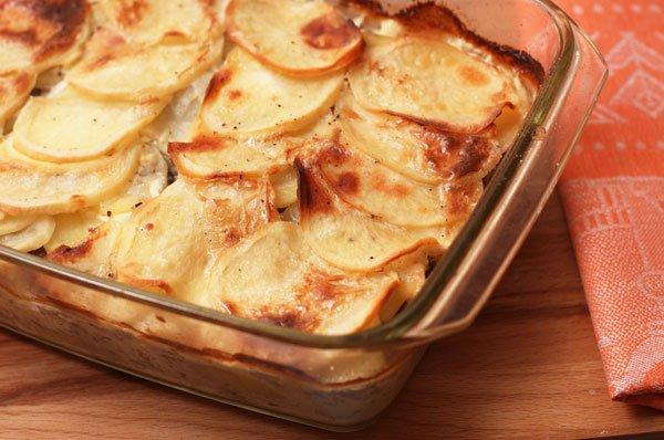 Как сделать запеканку картофельную с фаршем