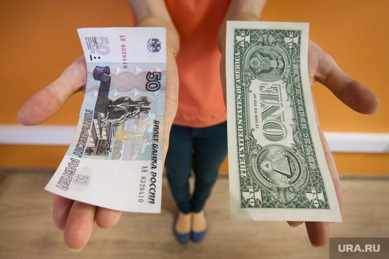Названы виновники обвала рубля