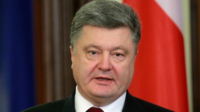 Порошенко разрешил ввести санкции против России
