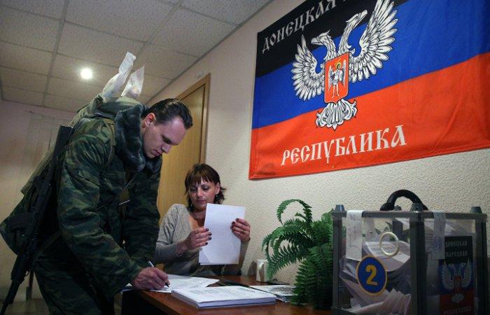 Явка на выборах в ДНР 80%, в ЛНР - 77%