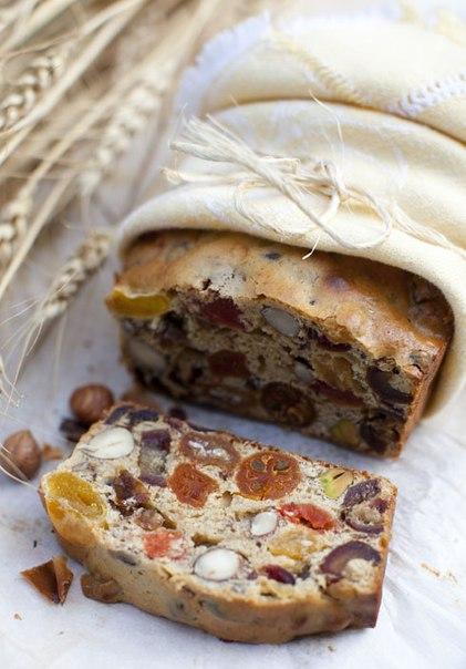 Хлеб с сухофруктами и орехамиИнгредиенты:Мука – 2 стаканаСоль – ½ чайной...