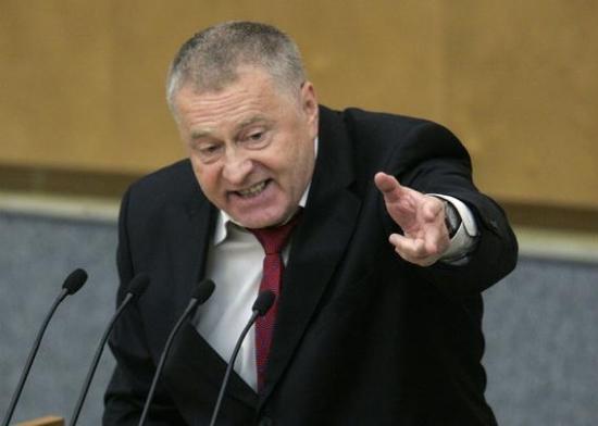 Жириновский призвал россиян отказаться от мяса