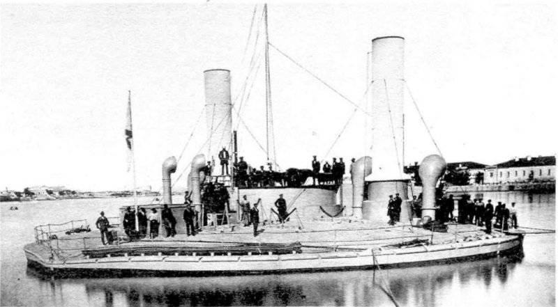 Русский Черноморский флот накануне войны с Турцией