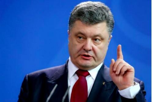 Порошенко поддержал гей-парад, однако участвовать в нем отказался