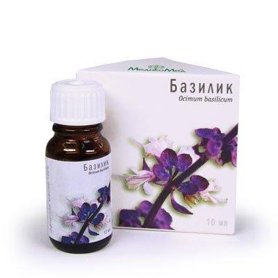Лечение заболеваний базиликовым маслом