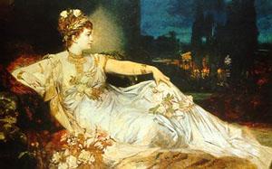 Женские страсти — Мессалина