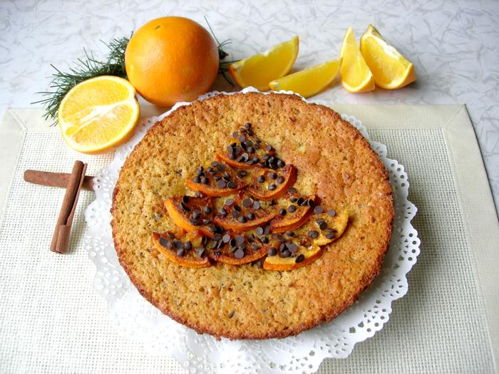 Апельсиновый пирог с кусочками молочного шоколада Выпечка, Пирог, Апельсиновый пирог, Рецепт, Видео, Еда, Кулинария, Длиннопост