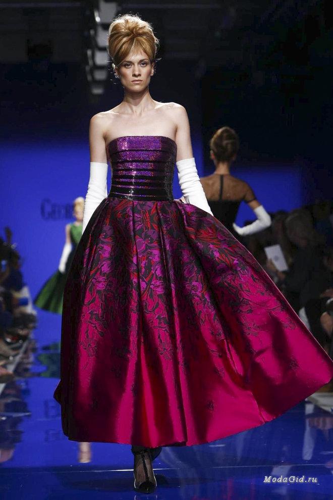 Лучшие платья Недели высокой моды в Париже сезона осень-зима 2015-2016