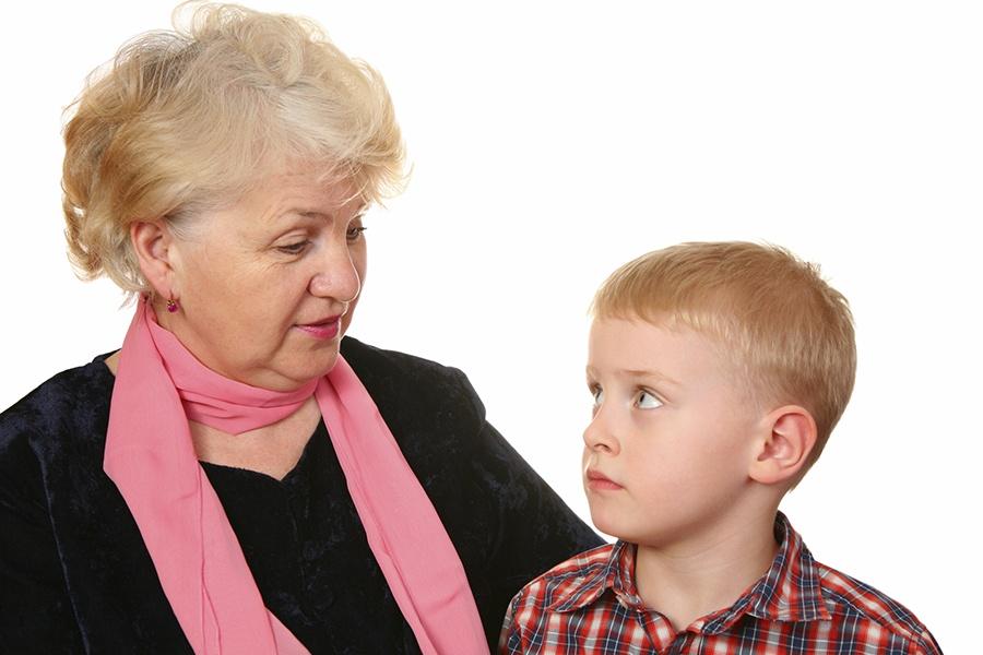 Как любить внуков – инструкция для бабушки