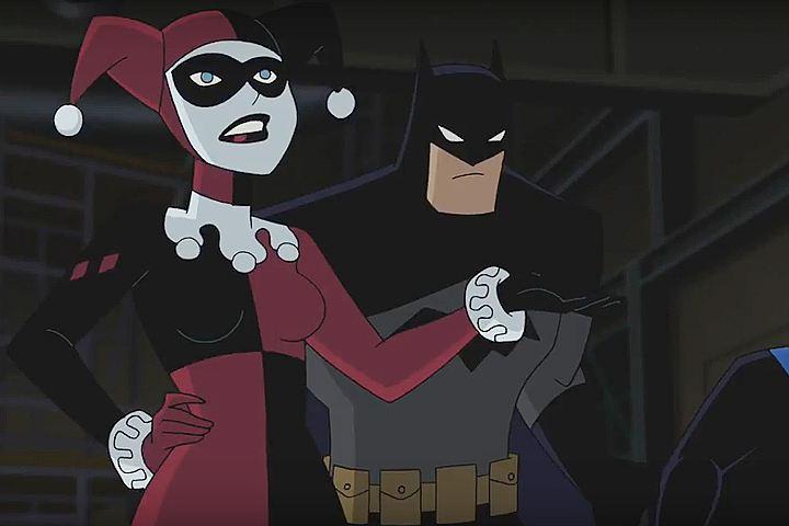 """Вышел первый трейлер """"Бэтмена и Харли Квинн"""""""