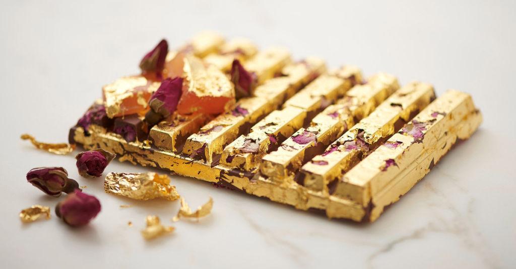 Поталь – что такое, и чем она отличается от пищевого золота