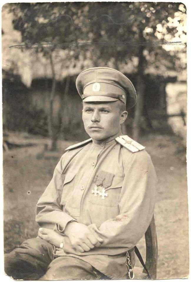 Василий Федорович Вишняков - военный летчик