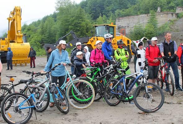 """Велопробег в поддержку """"Старательского фарта"""" проведут в Магадане"""