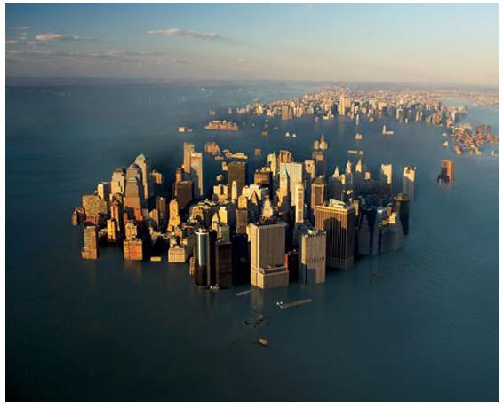 Земле вновь угрожает Всемирный потоп