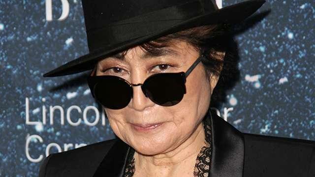 Йоко Оно призналась в романе с Хиллари Клинтон