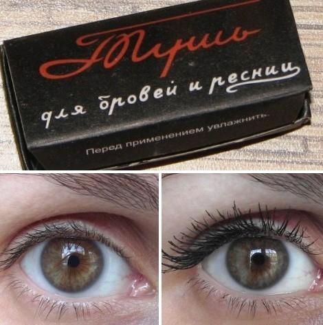 Бессмертная косметика из маминого арсенала красоты (с приветом из СССР)