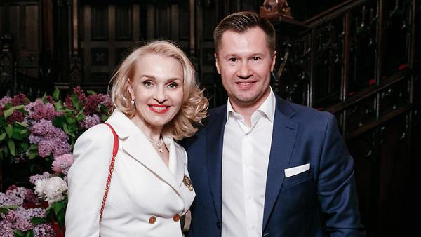 Екатерине Моисеевой вручили орден