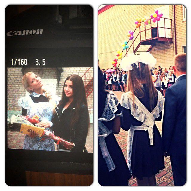 1 сентября в снимках из Instagram ученики, школа, 1 сентября, Instagram